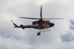 go44さんが、岐阜県防災航空センターで撮影した岐阜県防災航空隊 412EPの航空フォト(写真)