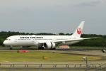 とらとらさんが、成田国際空港で撮影した日本航空 787-9の航空フォト(写真)