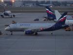 NIKEさんが、シェレメーチエヴォ国際空港で撮影したアエロフロート・ロシア航空 100-95Bの航空フォト(写真)