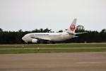 もぐ3さんが、小松空港で撮影した日本トランスオーシャン航空 737-446の航空フォト(飛行機 写真・画像)