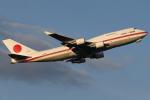 Talon.Kさんが、羽田空港で撮影した航空自衛隊 747-47Cの航空フォト(写真)