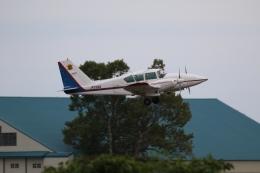 やまけんさんが、仙台空港で撮影した北日本航空 PA-23-250 Aztec Fの航空フォト(飛行機 写真・画像)