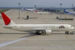 apphgさんが、中部国際空港で撮影した日本航空 767-346の航空フォト(写真)