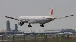 raichanさんが、成田国際空港で撮影した中国国際航空 777-39L/ERの航空フォト(写真)