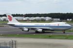 SFJ_capさんが、成田国際空港で撮影した中国国際貨運航空 747-4FTF/SCDの航空フォト(写真)