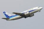apphgさんが、中部国際空港で撮影したエアーニッポン 737-5L9の航空フォト(写真)