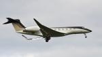 パンダさんが、成田国際空港で撮影したウィルミントン・トラスト・カンパニー Gulfstream G650ER (G-VI)の航空フォト(写真)