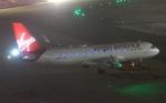 KAZKAZさんが、サンフランシスコ国際空港で撮影したヴァージン・アメリカ A320-214の航空フォト(写真)