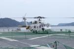 プラグマニアさんが、佐世保基地で撮影した海上自衛隊 SH-60Jの航空フォト(写真)