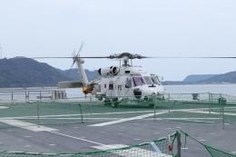 プラグマニアさんが、佐世保基地で撮影した海上自衛隊 SH-60Jの航空フォト(飛行機 写真・画像)