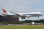 shimashimaさんが、成田国際空港で撮影した中国国際貨運航空 747-4FTF/SCDの航空フォト(写真)