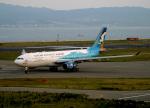 Crosswindさんが、関西国際空港で撮影したカタール航空 A330-202の航空フォト(写真)