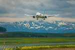 Cygnus00さんが、旭川空港で撮影した日本航空 767-346/ERの航空フォト(写真)