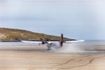 Leporelloさんが、バラ・エオリガーリー空港で撮影したローガンエアー DHC-6 Twin Otterの航空フォト(写真)