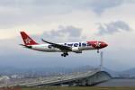 JA946さんが、関西国際空港で撮影したエーデルワイス航空 A330-223の航空フォト(写真)