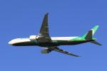 多楽さんが、成田国際空港で撮影したエバー航空 777-36N/ERの航空フォト(写真)
