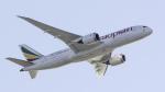 coolinsjpさんが、仁川国際空港で撮影したエチオピア航空 787-8 Dreamlinerの航空フォト(写真)