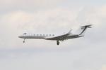 kingmengraiさんが、成田国際空港で撮影したグランド・ウェアハウス G-V-SP Gulfstream G550の航空フォト(写真)