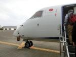 ヒロリンさんが、稚内空港で撮影したANAウイングス DHC-8-402Q Dash 8の航空フォト(写真)