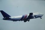 鯉ッチさんが、伊丹空港で撮影したフライング・タイガー・ライン 747-249F/SCDの航空フォト(写真)