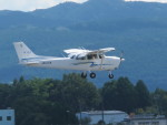 flyflygoさんが、熊本空港で撮影した崇城大学 172S Skyhawk SPの航空フォト(写真)