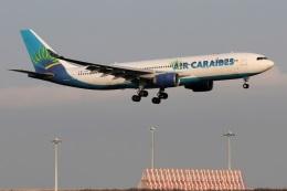 turt@かめちゃんさんが、関西国際空港で撮影したエア・カライベス A330-223の航空フォト(写真)