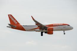 航空フォト:G-EZOM イージージェット A320