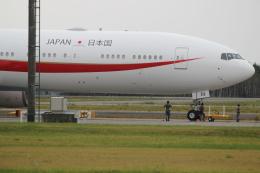uhfxさんが、千歳基地で撮影した航空自衛隊 777-3SB/ERの航空フォト(写真)