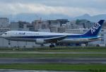 れんしさんが、福岡空港で撮影した全日空 767-381/ERの航空フォト(写真)