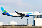 関西国際空港 - Kansai International Airport [KIX/RJBB]で撮影されたエア・カライベス - Air Caraibes [TX/FWI]の航空機写真