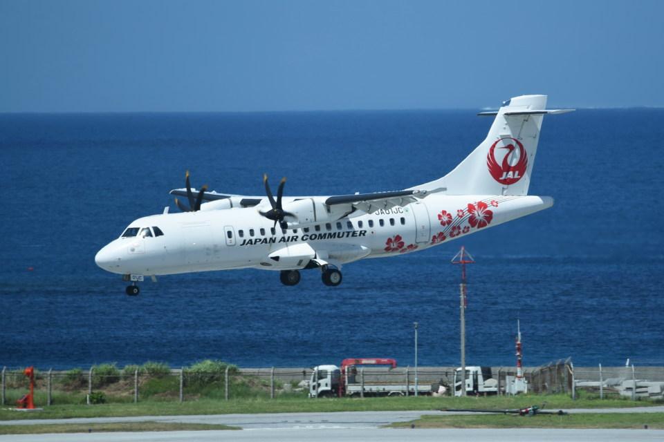 kumagorouさんの日本エアコミューター ATR 42 (JA01JC) 航空フォト