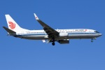 soranchuさんが、北京首都国際空港で撮影した中国国際航空 737-89Lの航空フォト(写真)