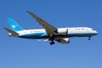 soranchuさんが、北京首都国際空港で撮影した厦門航空 787-8 Dreamlinerの航空フォト(写真)