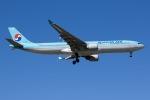 soranchuさんが、北京首都国際空港で撮影した大韓航空 A330-322の航空フォト(写真)