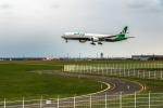 Cygnus00さんが、新千歳空港で撮影したエバー航空 777-36N/ERの航空フォト(写真)