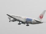 flyflygoさんが、熊本空港で撮影した日本航空 767-346/ERの航空フォト(写真)