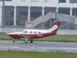 flyflygoさんが、熊本空港で撮影した日本法人所有 PA-46-350P Malibu Mirageの航空フォト(写真)