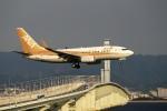 T.Sazenさんが、関西国際空港で撮影した全日空 737-781の航空フォト(飛行機 写真・画像)