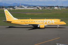 キイロイトリさんが、札幌飛行場で撮影したフジドリームエアラインズ ERJ-170-200 (ERJ-175STD)の航空フォト(写真)