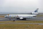 Gambardierさんが、関西国際空港で撮影したフィンエアー DC-10-30の航空フォト(写真)