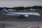 知希(仮)さんが、成田国際空港で撮影した全日空 787-9の航空フォト(写真)