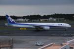 知希(仮)さんが、成田国際空港で撮影した全日空 777-381/ERの航空フォト(写真)