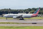 Y-Kenzoさんが、成田国際空港で撮影したアメリカン航空 777-223/ERの航空フォト(写真)