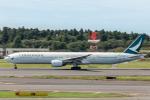 Y-Kenzoさんが、成田国際空港で撮影したキャセイパシフィック航空 777-367の航空フォト(写真)