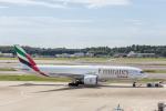 Y-Kenzoさんが、成田国際空港で撮影したエミレーツ航空 777-F1Hの航空フォト(写真)