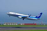 まいけるさんが、羽田空港で撮影した全日空 737-8ALの航空フォト(写真)