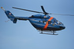 kumagorouさんが、仙台空港で撮影した和歌山県警察 BK117B-2の航空フォト(飛行機 写真・画像)