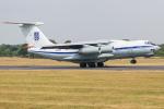 Tomo-Papaさんが、フェアフォード空軍基地で撮影したウクライナ空軍 Il-76MDの航空フォト(写真)