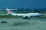 FRTさんが、那覇空港で撮影したチャイナエアライン 747-409の航空フォト(飛行機 写真・画像)