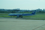FRTさんが、伊丹空港で撮影した全日空 A321-272Nの航空フォト(飛行機 写真・画像)